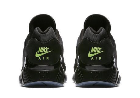 Nike Air Max 180 Black Volt