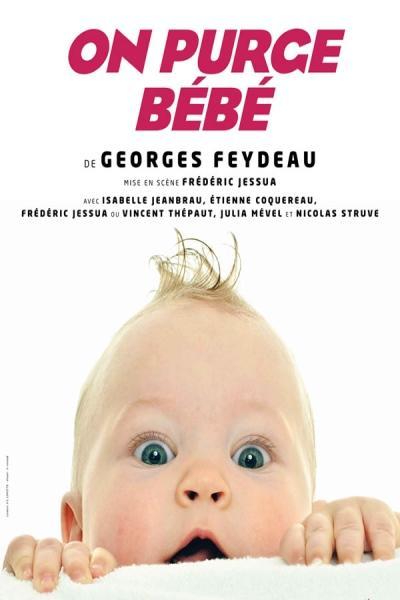 On purge bébé de Feydeau, un dimanche après midi au Lucernaire