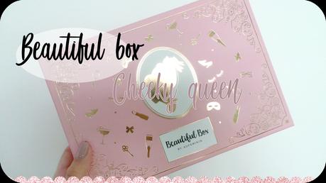 Beautiful box Cheeky queen