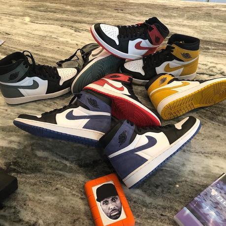 Air Jordan 1 6 rings Collection release date