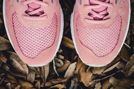 New Balance MS 574 STP Pink White