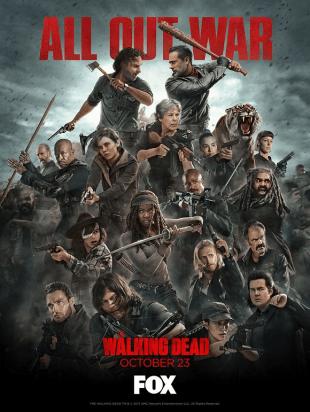 [Critique série] THE WALKING DEAD – Saison 8