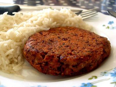 Steaks de haricots rouges (Vegan)