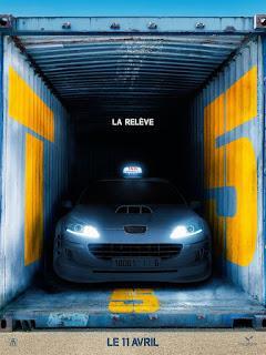 Cinéma Taxi 5 / Dans la brume