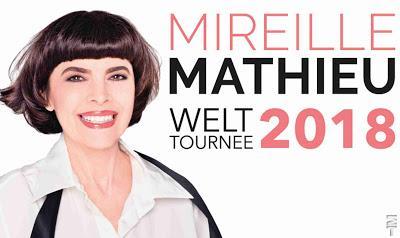 Mireille Mathieu pour un concert unique 30 avril au Deutsches Theater