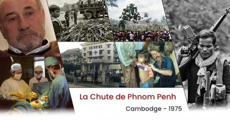 Il y a exactement 43 ans Phnom Penh tombait aux mains des Khmers rouges : le récit du chef de la délégation du CICR au Cambodge