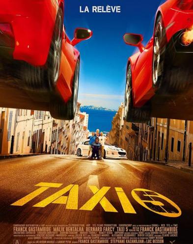 J'ai vu Taxi 5 de Franck Gastambide