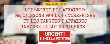 Santé, environnement, éthique : une loi en examen bâillonnerait les Français