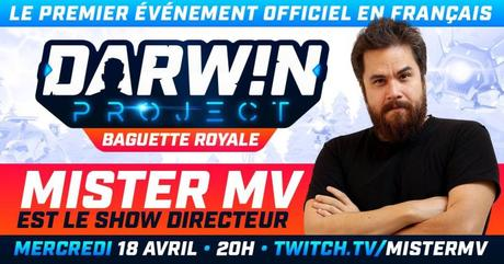 Darwin Project mister MV caster