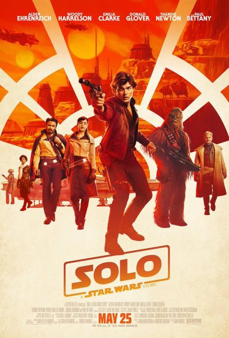 Solo- A Star Wars Story: nouvelle bande annonce!