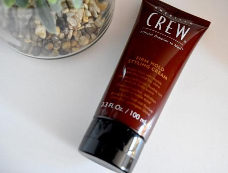 Firm Hold Styling Cream American Crew