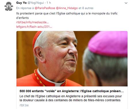Pas de catholibans dans nos facs !  #Lyon1 #AllianceVita #PMA #LGBTQ