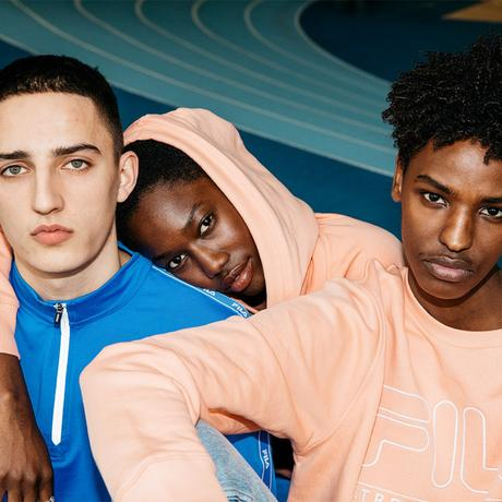 Weekday x Fila Collection Printemps 2018