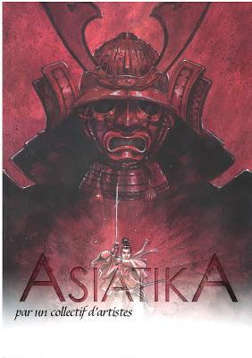 Artbook Asiatika aux éditions Asiatika