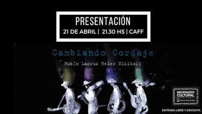 El Tape Rubín sort un nouveau disque [Disques & Livres]