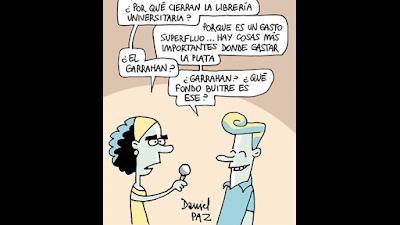 Le triste sort de la librairie universitaire argentine [Disques & Livres]