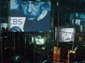 Comment afficher image vitre grâce films adhésifs transparents pour rétroprojection