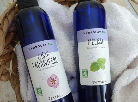 Terraïa, les eaux florales made in Provence #Onatera