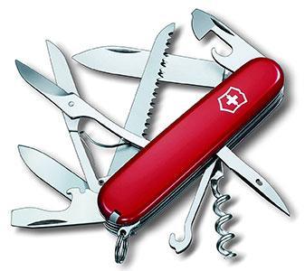 Le couteau suisse : l'ustensile à tout faire qui dépanne vraiment en voyage