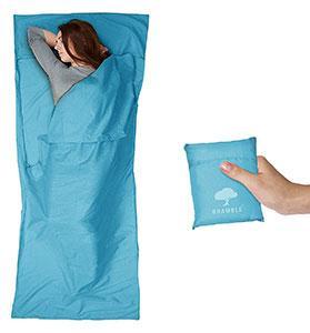 Un sac à viande pour dormir au propre