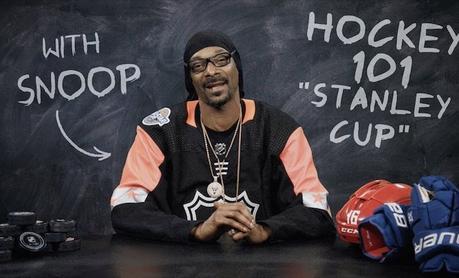Snoop Dog nous en dit plus sur le jargon ainsi que les règles de la NHL