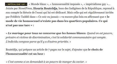 Le meilleur du #PIR : serions nous dominé.e.s par « l'impérialisme gay » ?