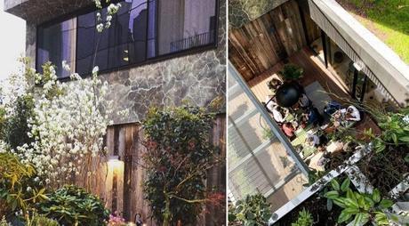 Profitez de la terrasse arborée de l'Hôtel pour un apéro tendance !
