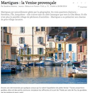 La Venise Provencale ?