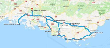 Vacances 2018 - Provence