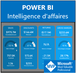 Formations Power BI