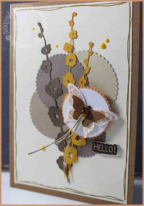 Carte Scrap #1020