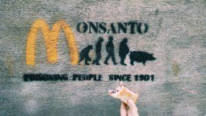 L'ambiguïté informationnelle de Monsanto