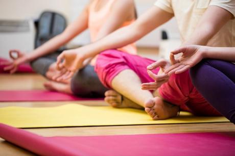 groupe de méditation pour se relaxer