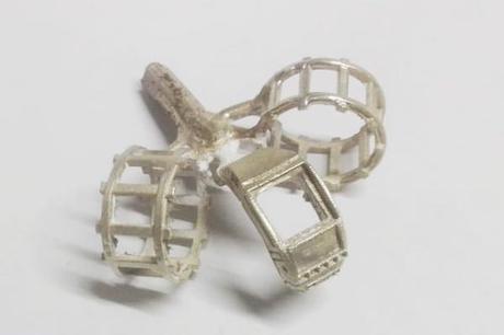 pieces en argent pour fabrication chevaliere lapis lazuli homme
