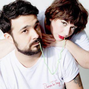 Part Time Friends Florent & Pauline (Photo Facebook Part Time Friends)