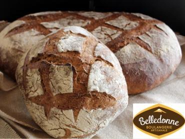 Belledonne lance un pain bio demi-complet à...