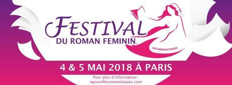 Découvrez les auteurs présents au festival du roman féminin
