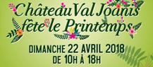 Val Joanis fête le printemps
