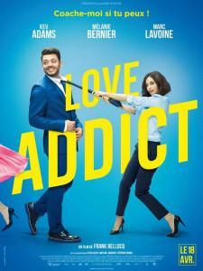 J'ai vu Love Addict, la comédie de Frank Bellocq