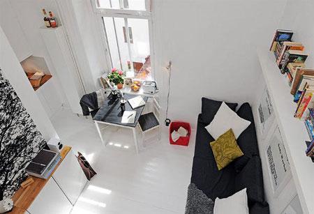 Comment meubler un tout petit appartement