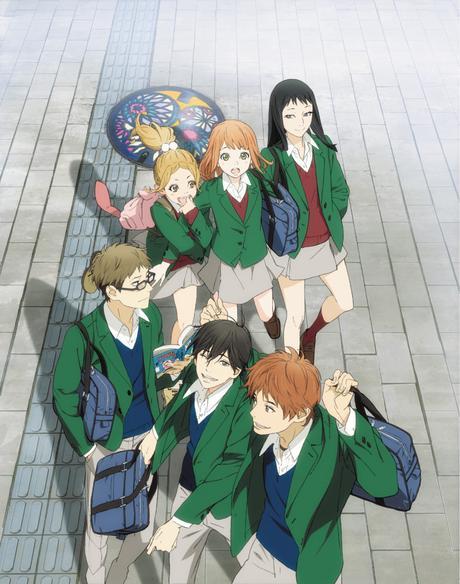 L'animé Orange, d'après le manga d'Ichigo TAKANO, en DVD chez All the Anime
