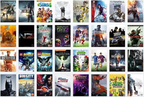 liste complète jeux origin access 1