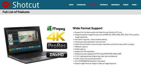The Final Cut ou une sélection de logiciels de montage gratuits