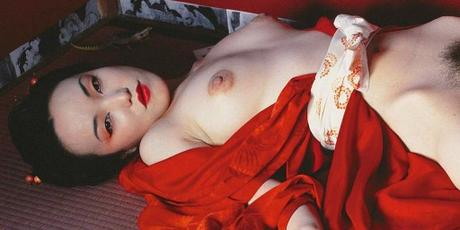 nobuyoshi araki, exhibition, solo-show, museum, guimet, photography, nude, japan, erotism, paris, 2016