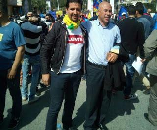 Hocine Azem enlevé par la police politique en Kabylie