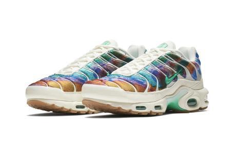 Une Nike Air Max Plus Multicolore dévoilée