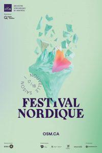 Des mélodies de Grieg et Sibélius dans le cadre du Festival nordique de l'Orchestre symphonique de Montréal et le Requiem allemand de Brahms à l'Orchestre symphonique de Québec