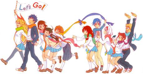 Nisekoi Let's Go !
