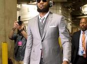 LeBron James offre costumes Thom Browne tous coéquipiers