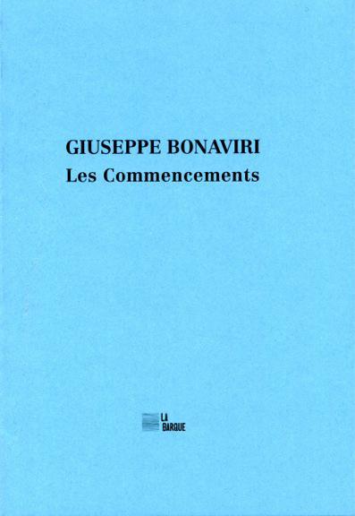 Le village universel de Bonaviri